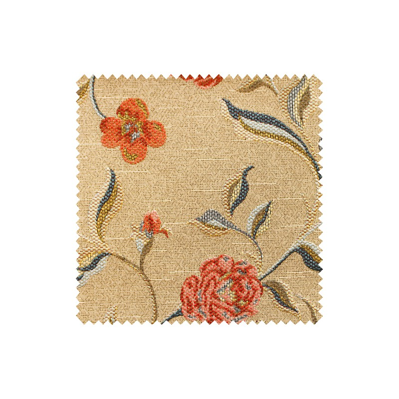 Telas para tapizar tela de tapiceria gobelino tribu 02 i - Telas para tapizar sillas de salon ...