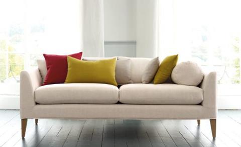 Cu ntos metros de tela necesito para tapizar un sof - Decorar muebles con tela ...